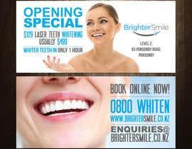 teAmGrafic tarafından Design a Flyer for a teeth whitening clinic! için no 38