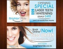 lippipress tarafından Design a Flyer for a teeth whitening clinic! için no 88