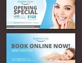 NikolaySlavchev tarafından Design a Flyer for a teeth whitening clinic! için no 75