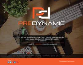 Devdoot tarafından Build a Website for Predynamic için no 11