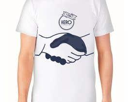 ykuznetcova tarafından Create HERO condoms T-shirt- Botswana donation trip. için no 28