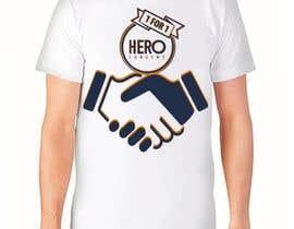 ykuznetcova tarafından Create HERO condoms T-shirt- Botswana donation trip. için no 29