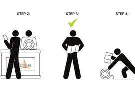 #14 untuk Alter some Images - Cartoon Illustrations for our customers step by step guide oleh dennisDW