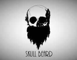 sathwikjain tarafından Skull Beard logo için no 10