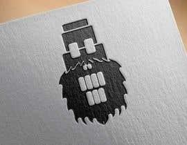 #1 untuk Skull Beard logo oleh rongusya