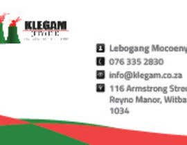 #5 untuk Design a letterhead and business cards for a power station company oleh fezibaba