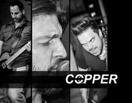 nº 62 pour Design a Logo for Canadian rock band COPPER par poetotti