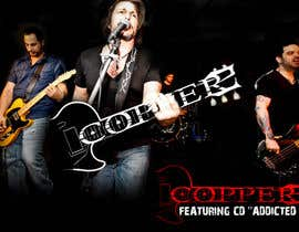 #51 para Design a Logo for Canadian rock band COPPER por pong10