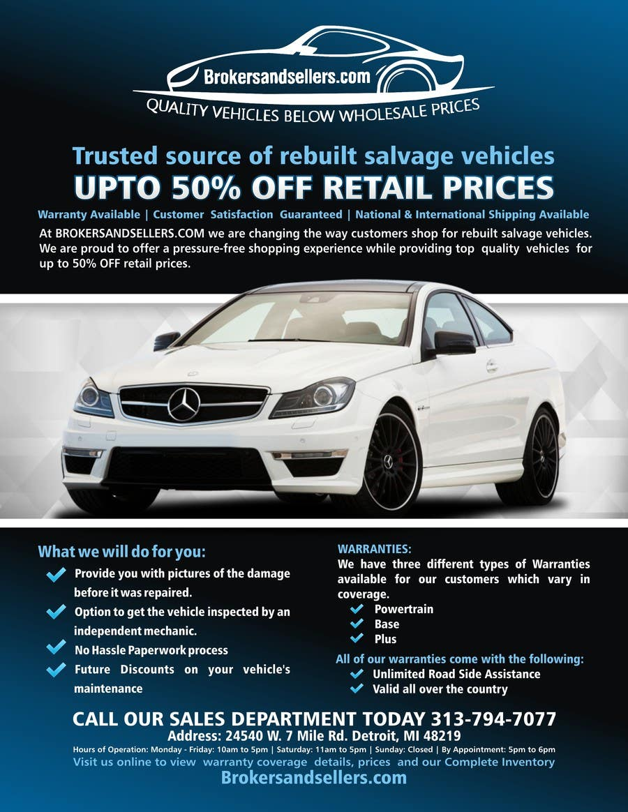 Used Car Sales Free Carfax Report