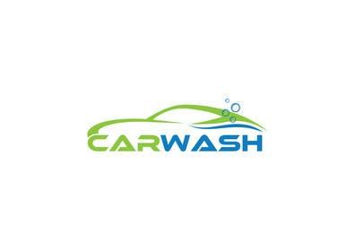 #37 untuk Logo design for carwash oleh feroznadeem01