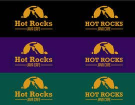nº 267 pour Design a Logo for Hot Rocks Java Cafe par nom2