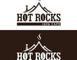 #269 cho Design a Logo for Hot Rocks Java Cafe bởi preethamdesigns