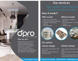 #9 untuk Design of a A5 double side brochure oleh jassna