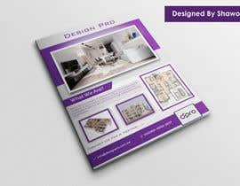 #7 untuk Design of a A5 double side brochure oleh sha69won