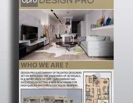 #5 untuk Design of a A5 double side brochure oleh Swarup015