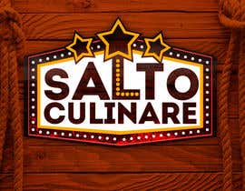"""#6 untuk Creating a logo for Dinner-Show  """"Salto Culinare"""" oleh Anton206"""