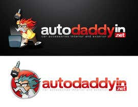 #68 for Logo Design for Auto Daddy Accessories by taks0not