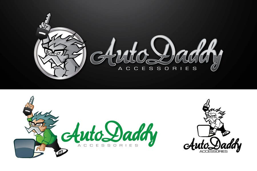 Contest Entry #                                        47                                      for                                         Logo Design for Auto Daddy Accessories