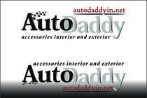 Graphic Design Contest Entry #45 for Logo Design for Auto Daddy Accessories