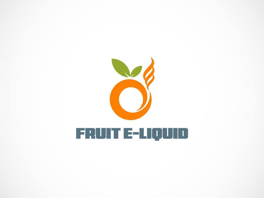 Penyertaan Peraduan #23 untuk Design a Logo for Vaping E-Liquid Business