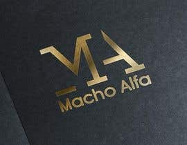 #34 untuk Design a Logo for Macho Alfa oleh winkeltriple
