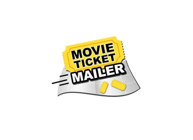 #16 untuk Design a Logo - MOVIE TICKET MAILER oleh vsourse009