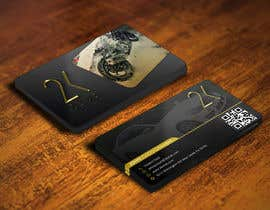 #9 for Design some Business Cards for a Barber by mohanedmagdii