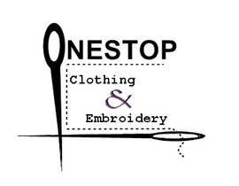 #10 para Design a Logo for Onestop Clothing & Embroidery por Erica8