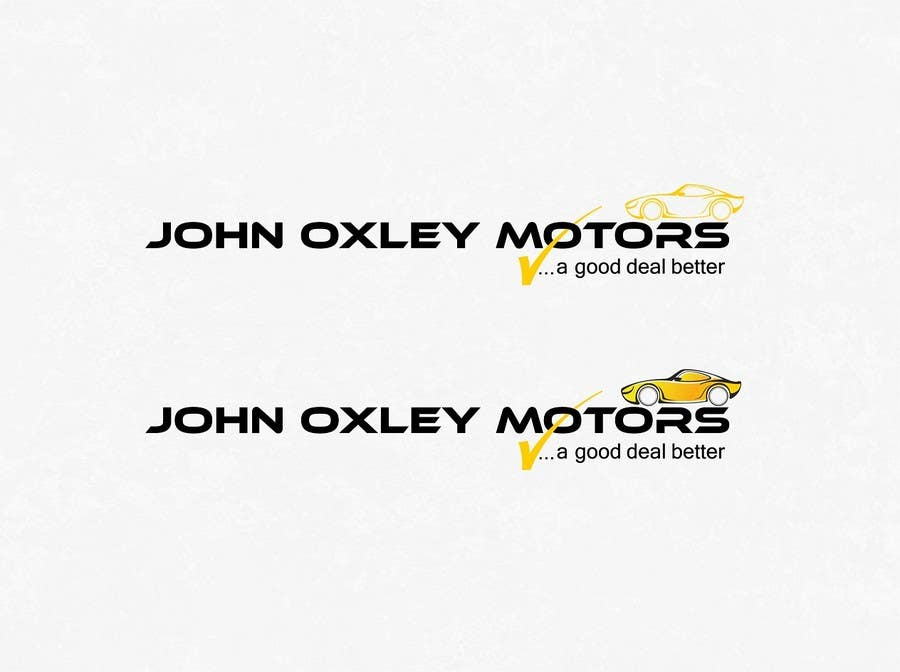 #73 for Design a Logo for John Oxley Motors by sunnnyy