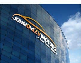 #237 para Design a Logo for John Oxley Motors por jummachangezi