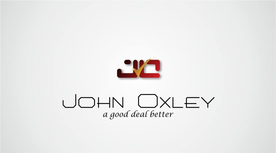 #712 for Design a Logo for John Oxley Motors by kasif20