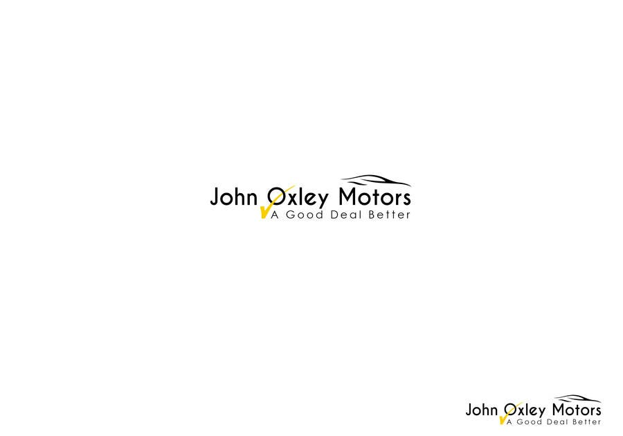 #613 for Design a Logo for John Oxley Motors by grafixzvision