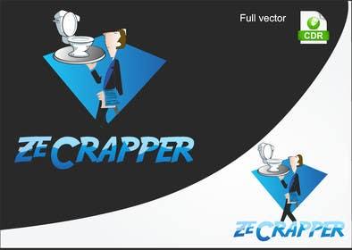 #15 untuk Design a Logo for Ze Crapper oleh petariliev