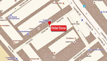 #11 untuk Draw a location map of my hotel for printing oleh Emon93