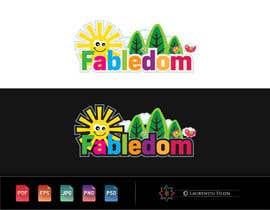 #50 untuk Design a Logo for Fabledom oleh laurentiufilon