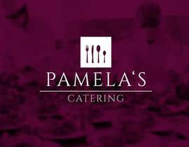#84 untuk Design a Logo for Pam's Catering   or Pamela's Catering oleh vimoscosa