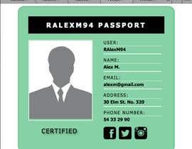 #7 untuk Passport Design oleh edmondbk88