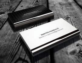 Jumurafrin04 tarafından Design 2 very simple Business Cards için no 36