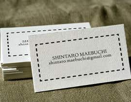 visualartsin tarafından Design 2 very simple Business Cards için no 19