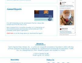 #6 untuk Design a Wordpress Mockup oleh NSTohamy