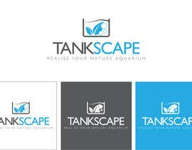 #88 cho Logo design for Tankscape (Nature Aquarium Store) bởi AnaCZ