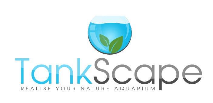 #71 for Logo design for Tankscape (Nature Aquarium Store) by SheryVejdani