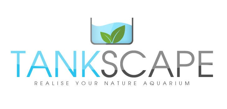 #72 for Logo design for Tankscape (Nature Aquarium Store) by SheryVejdani