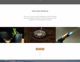 #6 untuk Design a Website Mockup oleh lucymacro
