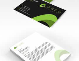 #37 for Ahco Trading - Business Card & Letterhead Template by ezesol