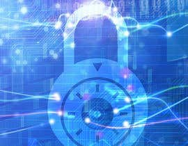 #28 untuk Design a Banner for cyber security website oleh ducdungbui