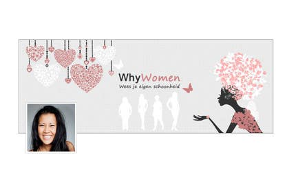 #21 for Design a Facebook landing page for whywomen.nl by antonyngo