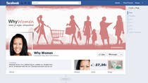 Contest Entry #10 for Design a Facebook landing page for whywomen.nl