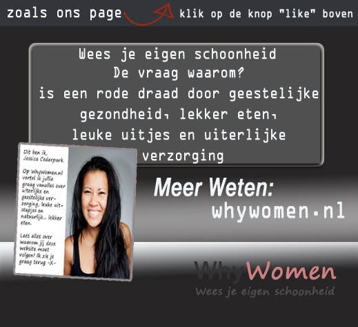 #23 for Design a Facebook landing page for whywomen.nl by juntenx
