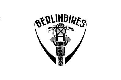 #11 for Vector Design, Logo Style for Motorcycle Brand, based on motorcycle photo by celmaicosmin